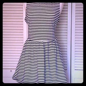 Old navy xl striped dress